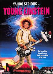 Baixe imagem de O Jovem Einstein (Dublado) sem Torrent