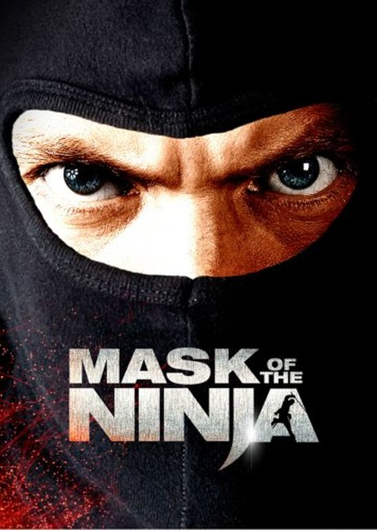 Mask of the ninja affiche