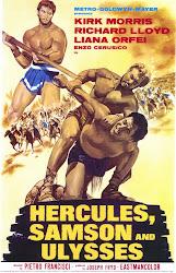 Baixe imagem de Hércules, Sansão e Ulisses (Dublado) sem Torrent