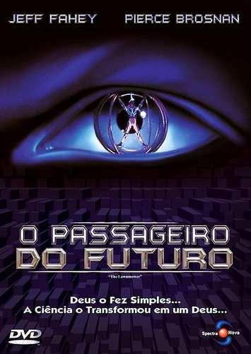 Filme Poster O Passageiro do Futuro DVDRip XviD & RMVB Dublado
