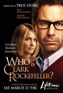 Filme Poster Quem é Clark Rockfeller? DVDRip RMVB Legendado