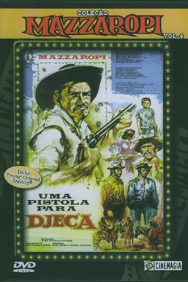 Mazzaropi: Uma Pistola Para Jéca   Nacional Download