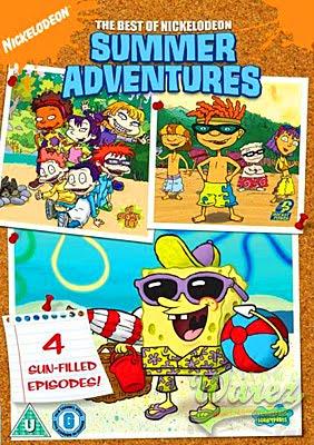 Bob Esponja e Amigos Aventuras de Verão Dublado