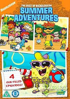 Bob Esponja e Amigos Aventuras de Verão