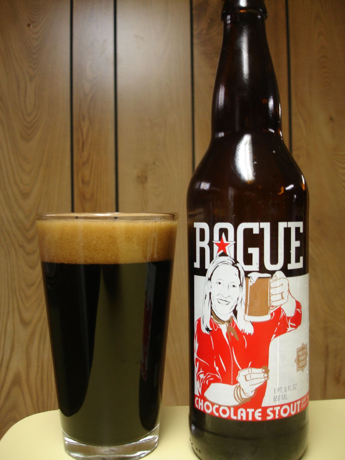 Rogue S Chocolate Stout Beer