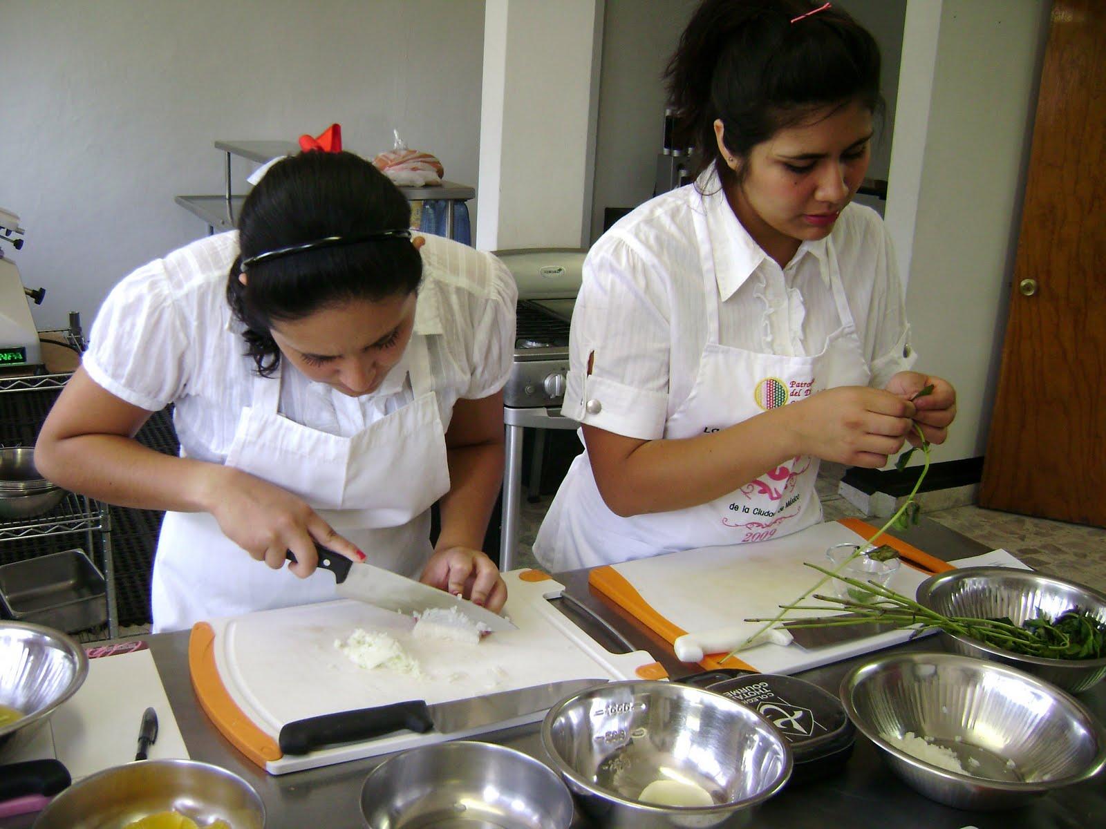 Colegio thotal gourmet calse de cocina francesa for Cocina francesa gourmet