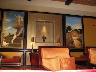 Cypress Hotel Lobby Cupertino