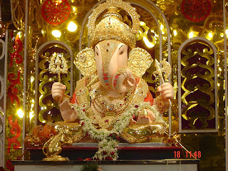 Ganesh Chaturthi pic by HapPuppy
