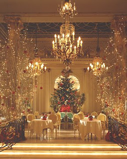 Christmas Tea at The Ritz London