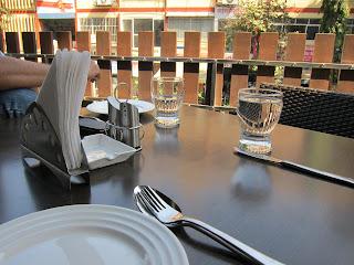 Cafe Boulevard in Hotel Kapila Pune