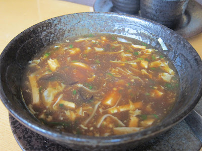 Hot and Sour Soup at Soy Pune