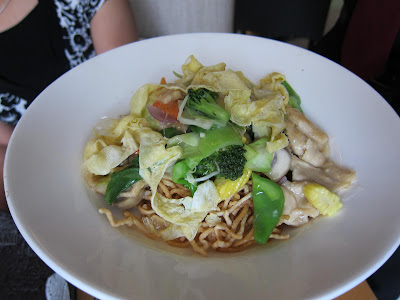 Chopsuey at Soy Pune
