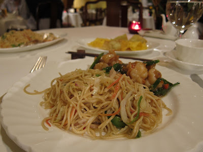 Noodles at Taipan