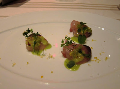 Crudo at Fifth Floor