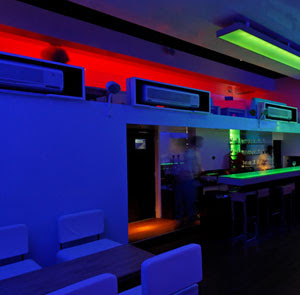 TC's lounge in Pune