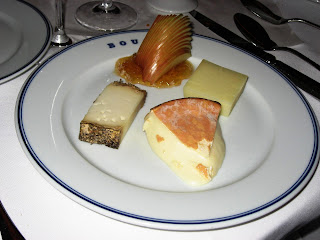 Cheese Plate at Bouchon