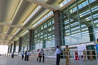 Bangalore New Airport