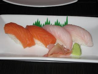Sushi at O Hotel Pune