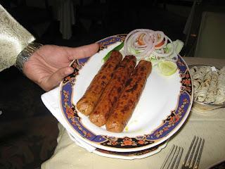 Kakori Kababs at Dum Pukht
