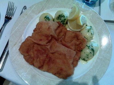 Wiener Schnitzel in Vienna