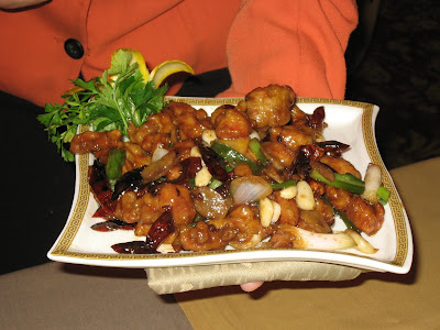 Daiken Chicken at Golden Dragon