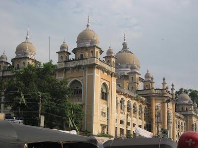 Near Charminar Hyderabad