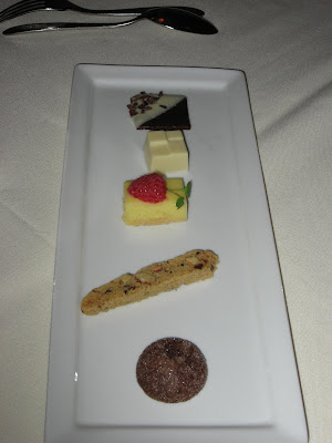 Sweet endings at La Belle Vie