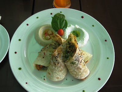 Chicken Shawarma at Laguna Pune