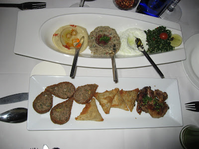 Non-veg Mezze at Laguna Pune