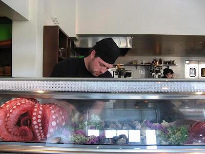 Ceviche Bar at La Mar