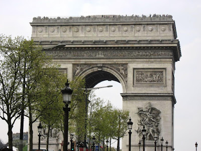 The Arc de Troimph