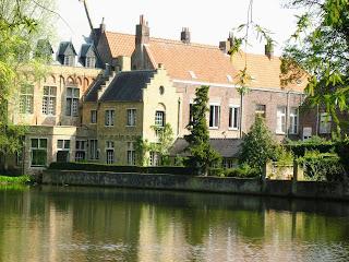 Pretty Bruges in Belgium