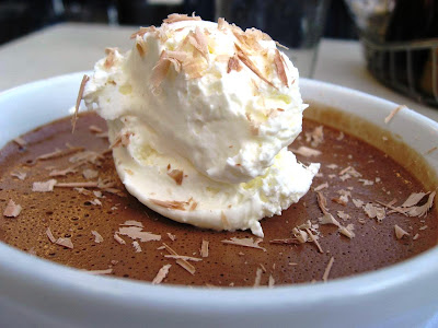Pot de Creme at Yankee Pier
