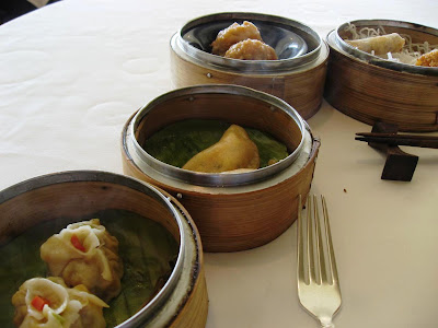 Dim Sum at Taipan Oberoi New Delhi