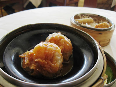Dim sums in Taipan Oberoi New Delhi