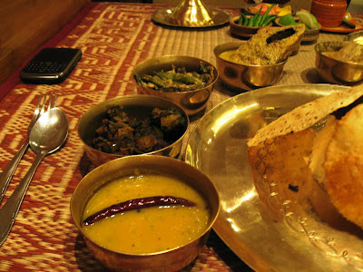 Feasting at Aaheli Kolkata