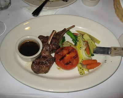 Lamb Chops in Hong Kong
