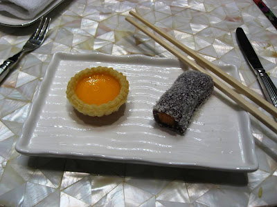 Dessert at Zen 1903 Beijing