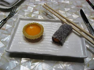 Dessert at Zen 1903 Beijing