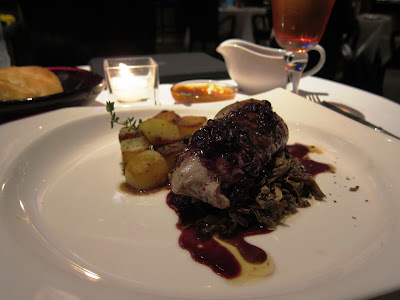 Pork Tenderloin at Stax Mumbai