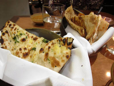Naan and Kulcha at Kangan in The Westin Pune