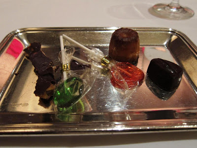 Petit Fours at Masa's
