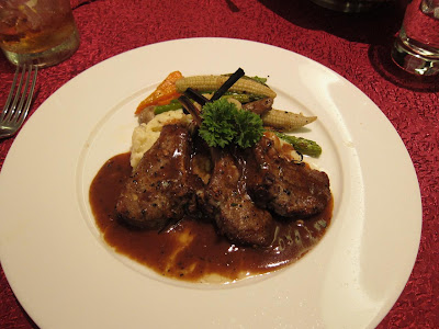 Lamb Chops at Sen5es Pune