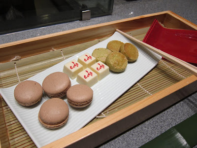Petit Fours at Edo Bangalore