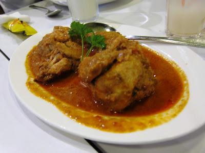 Ayam Pagang Sunda at Sundanese Sayank