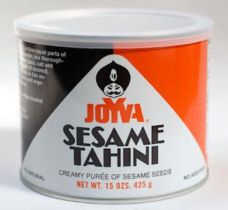 Joyva Sesame Tahini | meljoulwan.com