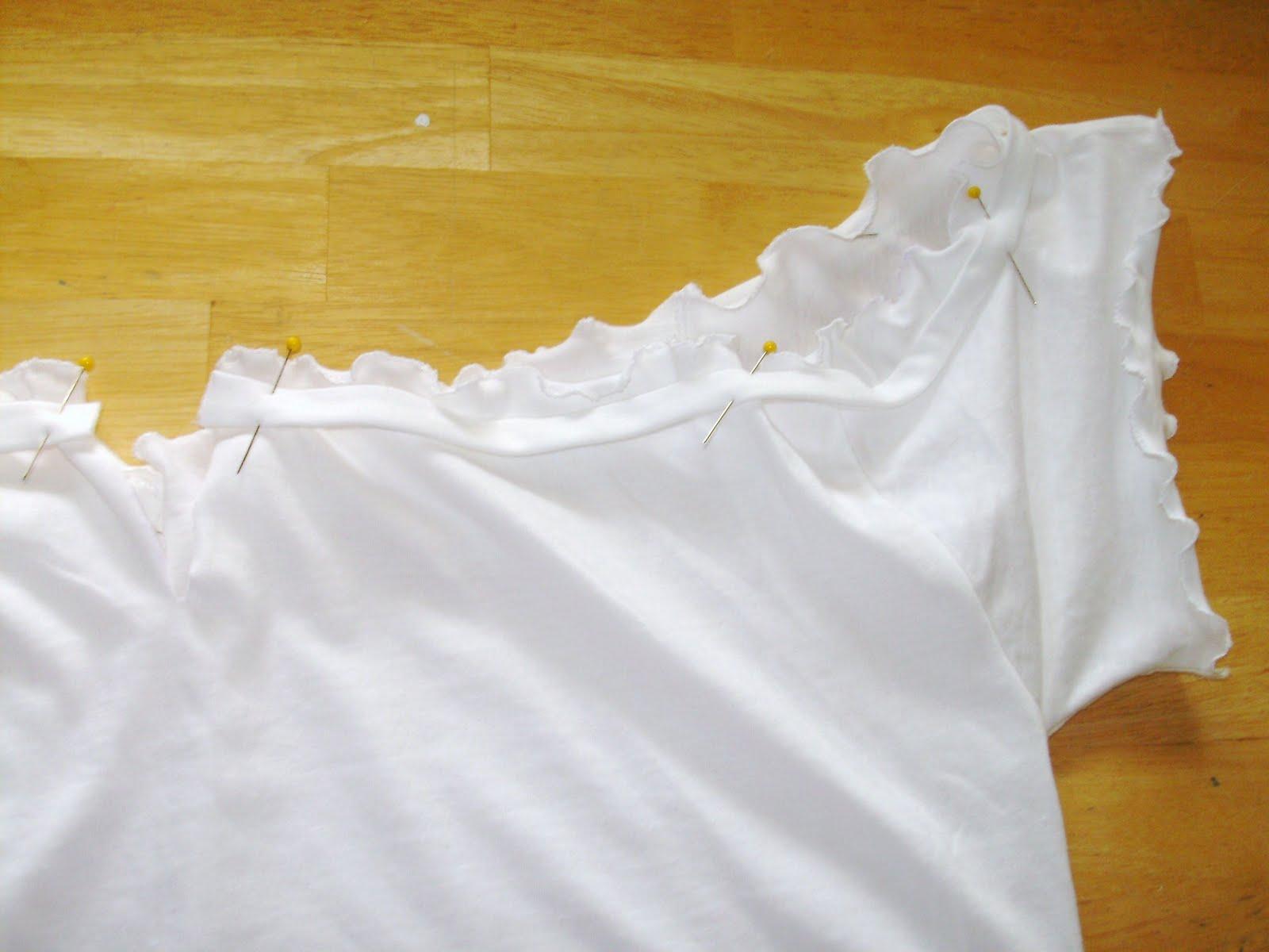 15 способов переделать старую футболку для лета 28