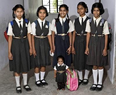 Tiny Girl in India 03