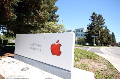 apple campus siLicon valley