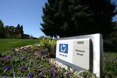 hp siLicon valley